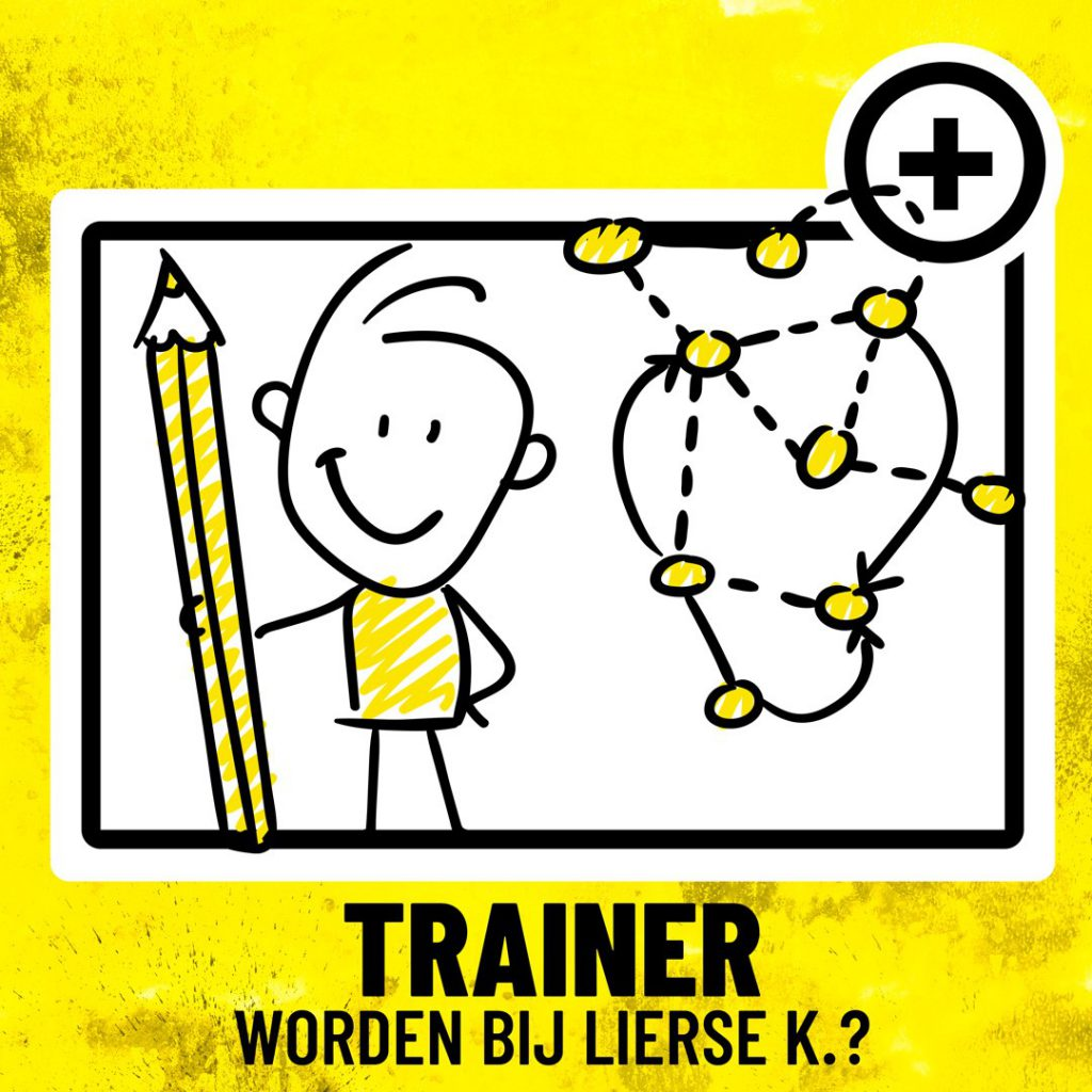 trainer worden bij lierse k
